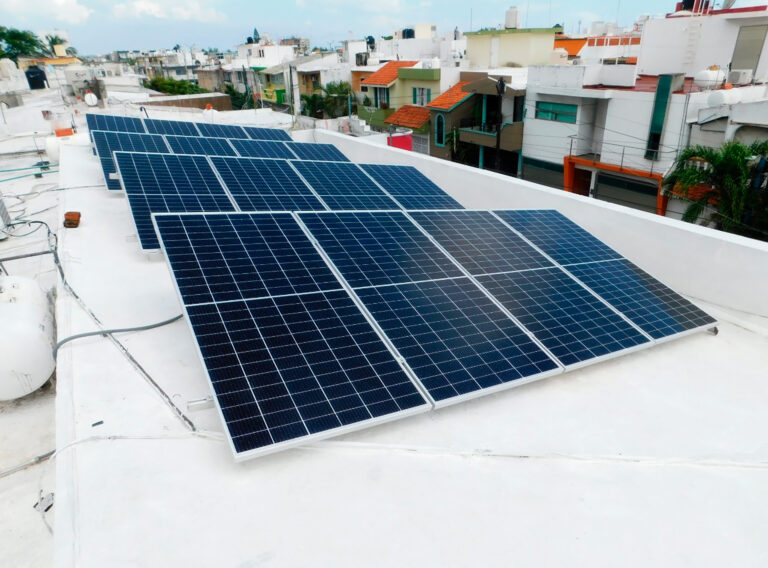 panel solares para negocio o industria