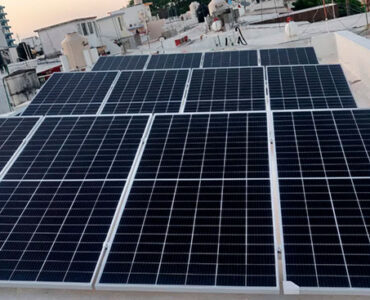 panel solar para empresas publicas